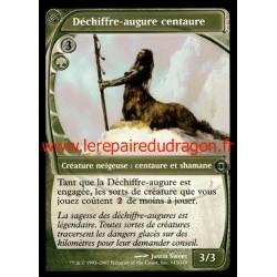 Verte - Déchiffre-Augure Centaure (U)