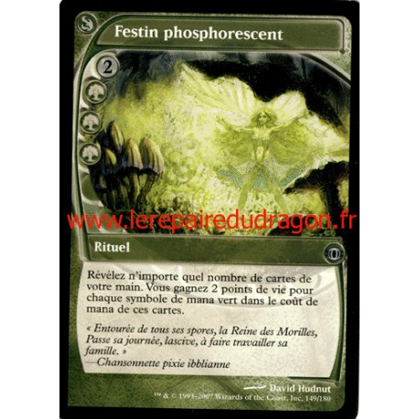 Verte - Festin Phosphorescent (U)