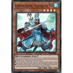 Yugioh - Guerriers Anciens - Magistral Sun Mou (UR) [IGAS]