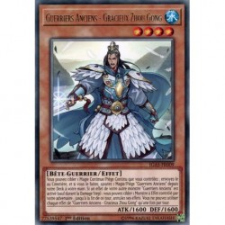 Yugioh - Guerriers Anciens - Gracieux Zhou Gong (R) [IGAS]