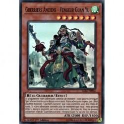 Yugioh - Guerriers Anciens - Vengeur Guan Yu (SR) [IGAS]