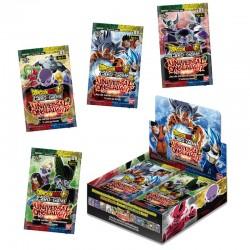 Boîte de 24 boosters Dragon Ball Super Card Game - Série 09 (12/03/2020)