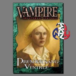 VTES First Blood - Deck Ventrue (Jeu de Cartes) en Français