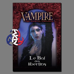 VTES Deck Le bal des libertins (Jeu de Cartes) en Français (7/02/20)