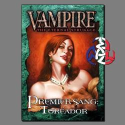 VTES Premier Sang : Toreador (Jeu de Cartes) en Français (7/02/20)