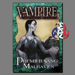 VTES Deck Premier Sang : Malkavien (Jeu de Cartes) en Français