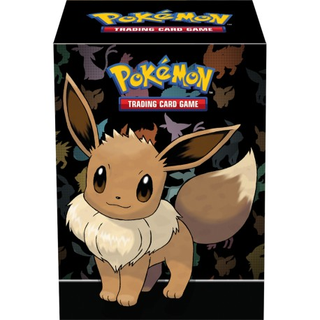 Deck Box - Evoli Pokemon