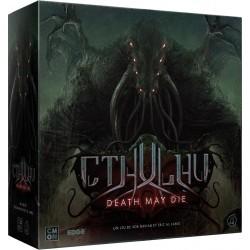 Cthulhu Death May Dye boite