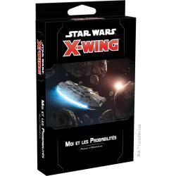 Paquet d'Obstacle : Moi et les Probabilités - Star Wars X-Wing