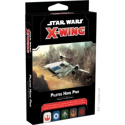 Paquet de Renforts : Pilotes Hors Pair - Star Wars X-Wing