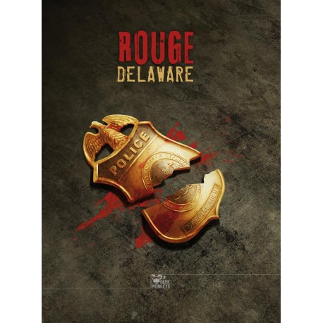 Cthulhu Hack - Rouge Delaware