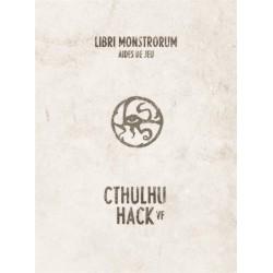 Cthulhu Hack - Libri Monstrorum, Aides de jeu
