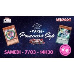 Tournoi Yu-Gi-Oh! Paris Princess Cup (7/03/2020)