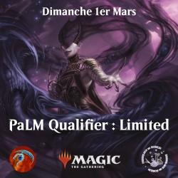 PaLM Qualifier : Limited (01/03/20 10h00)