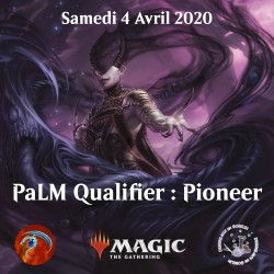PaLM Qualifier : Pioneer (04/04/20 11h00)
