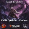 PaLM Qualifier : Pioneer (04/04/20 11h00)