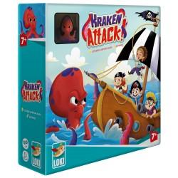Kraken Attack (6/03/2020)