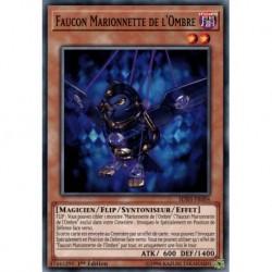 Yugioh - Faucon Marionnette de l'Ombre (C) [SDSH]