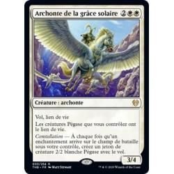 (FOIL) Blanche - Archonte de la grâce solaire (R) [THB]