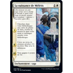 (FOIL) Blanche - La naissance de Mélétis (U) [THB]