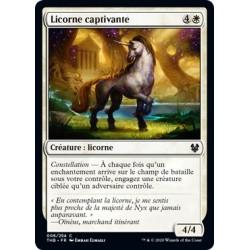 (FOIL) Blanche - Licorne captivante (C) [THB]