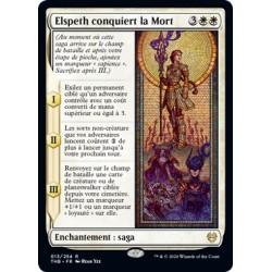 (FOIL) Blanche - Elspeth conquiert la Mort (R) [THB]