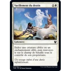 (FOIL) Blanche - Vacillement du destin (C) [THB]