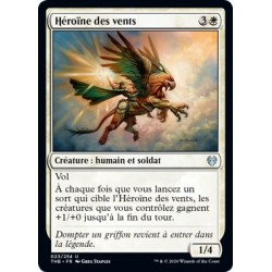 (FOIL) Blanche - Héroïne des vents (U) [THB]