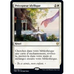 (FOIL) Blanche - Précepteur idyllique (R) [THB]
