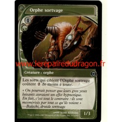 Verte - Orphe Sortvage (U)