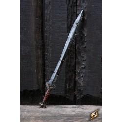 Arme Epée Longue - Epée Celtique Feuille Battleworn