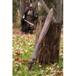 Arme Epée Moyenne - falcata 85cm battleworn