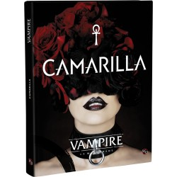 Camarilla - Vampire : la Mascarade 5e édition