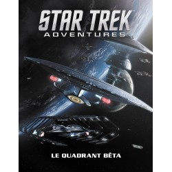 Star Trek Adventures : Le Quadrant Beta (Courant Février)