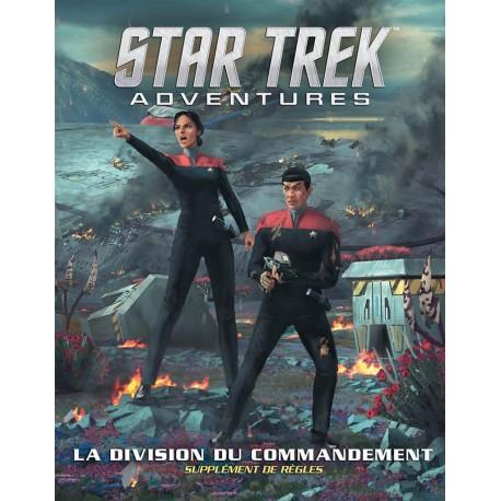 Star Trek Adventures : La Division du Commandement