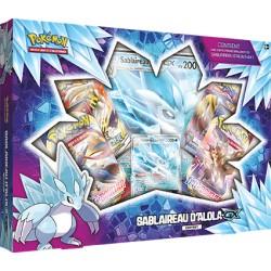 Coffret Sablaireau d'Alola-GX - Pokémon