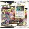 Pack 3 boosters + Rayquaza - Clash des Rebelles Epée et Bouclier (EB02) Pokemon