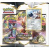 Pack 3 boosters + Duralugon - Clash des Rebelles Epée et Bouclier (EB02) Pokemon