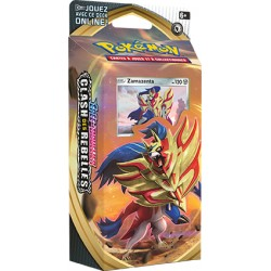 Starter Zamazenta - Clash des Rebelles - Pokémon
