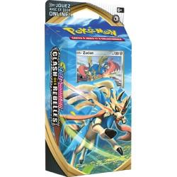 Starter Zacian - Clash des Rebelles - Pokémon