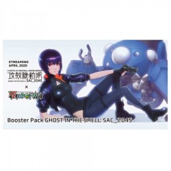 Booster GHOST IN THE SHELL  VO - Force of Will