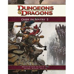 Guide du Maître 2 - Dungeons & Dragons (OCCASION)