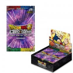 Boite de Booster Unison Warrior - Dragon Ball Super Card Game (14/08/2020)
