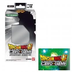 Deck Sayian Wonder SD14 - Dragon Ball Super Card Game (14/08/2020)