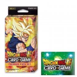Premium Pack Set 01 - Dragon Ball Super Card Game (14/08/2020)