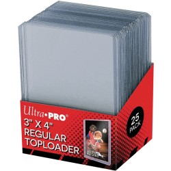 Top Loader Ultra PRO : paquet de 25