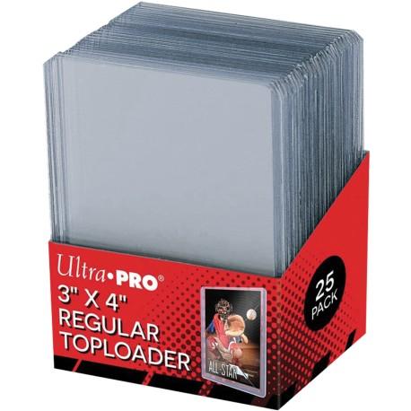 Top Loader Ultra PRO : paquet de 25