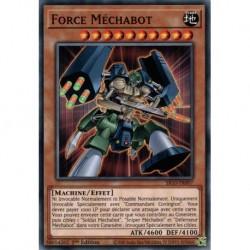 Yugioh - Force Méchabot (C) [SR10]