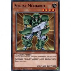 Yugioh - Soldat Méchabot (C) [SR10]
