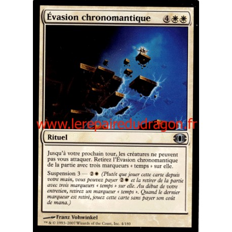Blanche - Evasion Chronomantique (U)